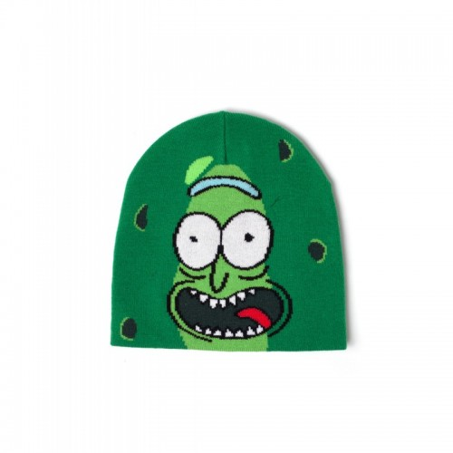 GORRO RICK Y MORTY BEANIE PICKLE RICK