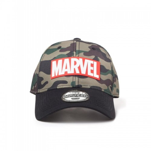 Casquette Camouflage Marvel