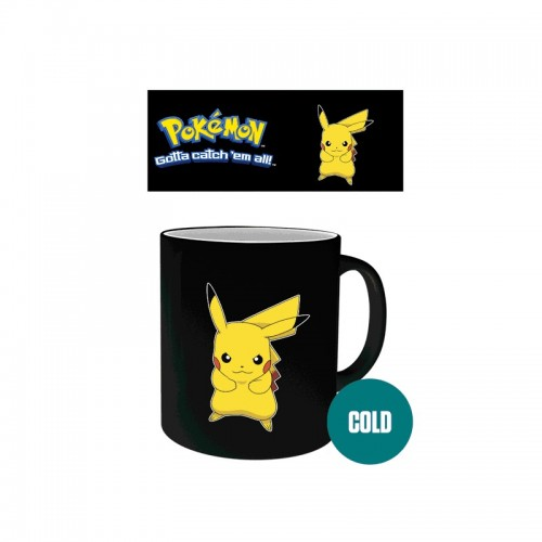 Tasse Pikachu Thermo-Sensible