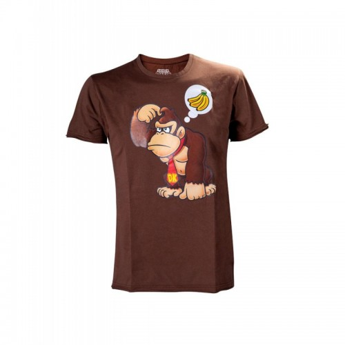 T-Shirt Donkey Kong pour Homme