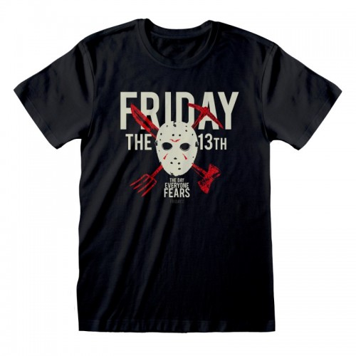 T-Shirt Friday the 13Th Unisexe